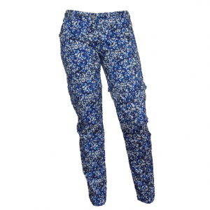 Afritsbroek Blue Coral