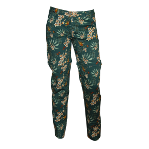 Tropical hippe afritsbroek